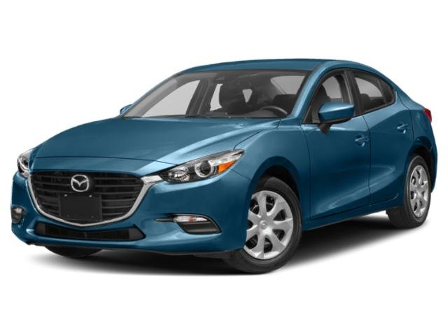 Certified Pre-Owned 2018 Mazda3 Sedan Sport