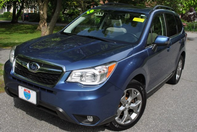 Pre-Owned 2015 Subaru Forester 2.5i Touring