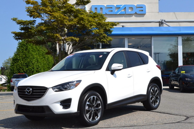 Certified Pre Owned 2016 Mazda CX 5 Grand Touring Technology