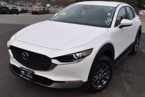 New 2020 Mazda CX-30 ALL WHEEL DRIVE