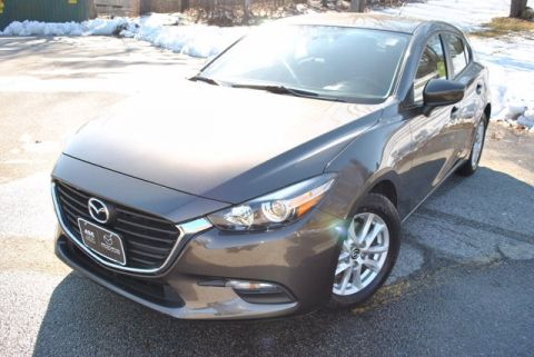Certified Pre-Owned 2017 Mazda3 Hatchback Sport