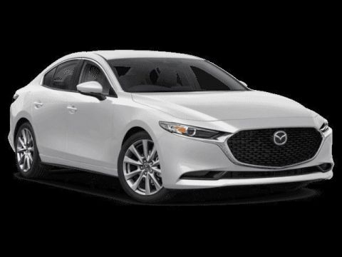 New 2020 Mazda3 Sedan w/Select Pkg ALL WHEEL DRIVE