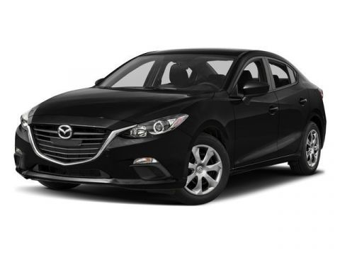 Certified Pre-Owned 2016 Mazda3 Sedan i Sport