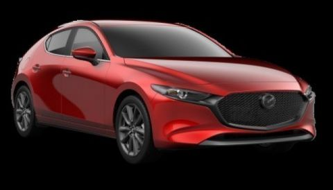 New 2019 Mazda3 Hatchback