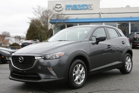 Certified Pre-Owned 2016 Mazda CX-3 Touring Moonroof and Bose