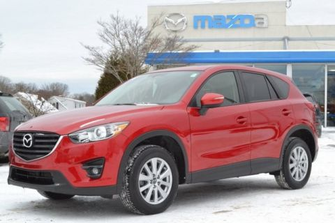 Certified Pre-Owned 2016 Mazda CX-5 Touring Moonroof and Bose