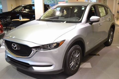 New 2018 Mazda CX-5 Sport Sport AWD with Leather