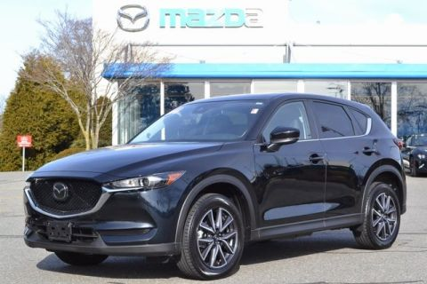 Certified Pre-Owned 2018 Mazda CX-5 Touring Preferred AWD