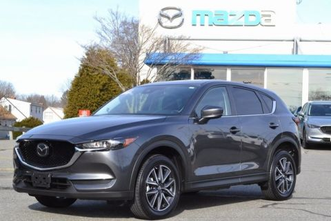 Certified Pre-Owned 2018 Mazda CX-5 Touring Preferred