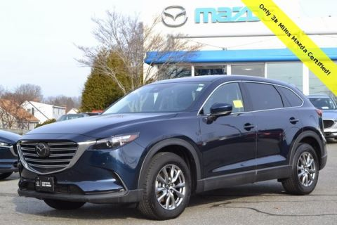 Certified Pre-Owned 2018 Mazda CX-9 Touring Premium AWD